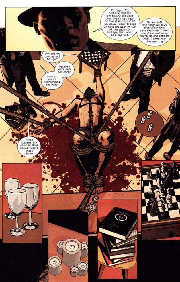 Black Monday Murders vol 1 2