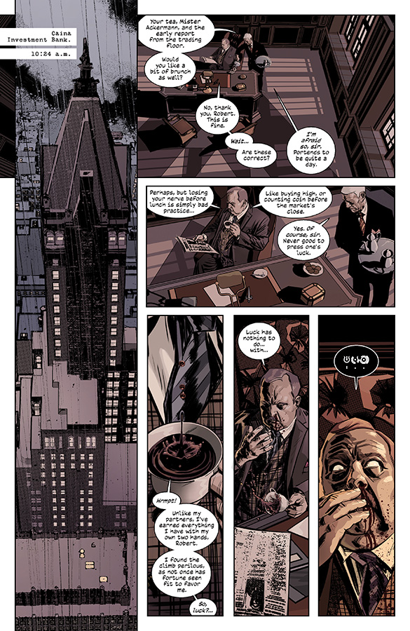 Black Monday Murders vol 1 3