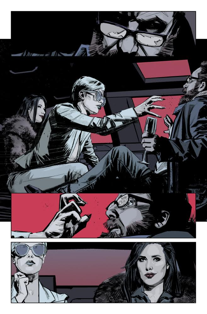 Black Monday Murders vol 1 6