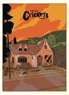 ITEM Crickets 6 cover
