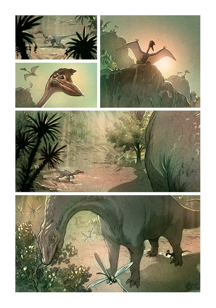 Love Dinosaur 0