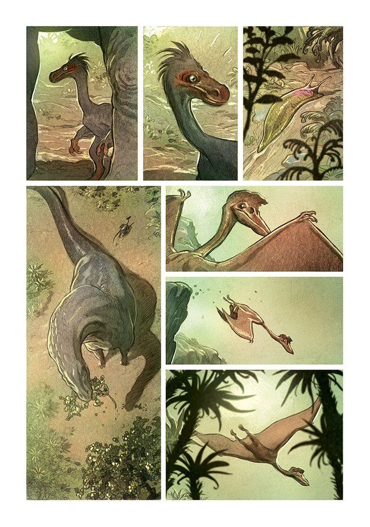 Love Dinosaur 1