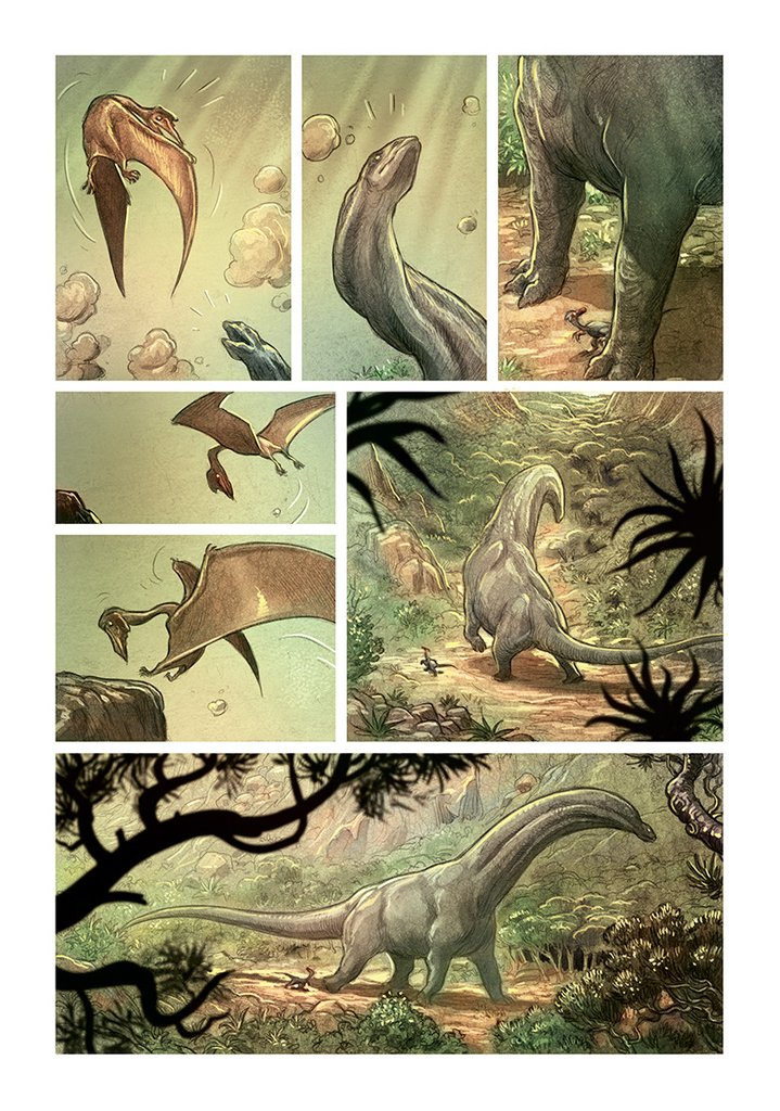 The Dinosaur Is A Robot That Batman Encountered In His Earliest Adventures Http Www Supermanartists Comic