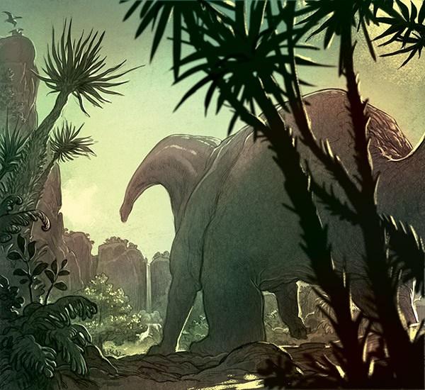 Love Dinosaur 3