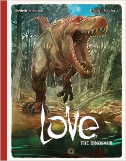 Love Dinosaur cover