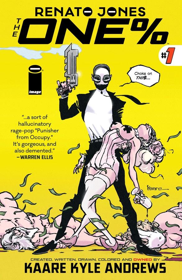 Renato Jones vol 1 cover