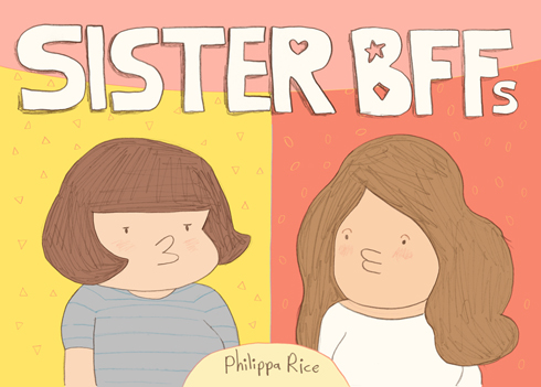 Sister BFFs cover