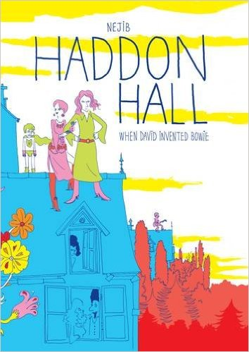 Haddon Hall cover