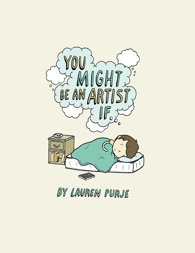 You Might Be An Artist If cover