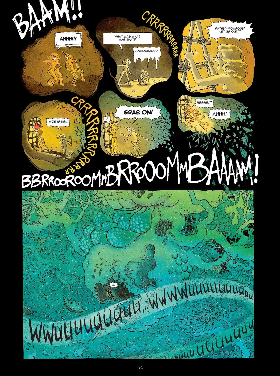 Page 45 Comic & Graphic Novel Reviews December 2017 week three ...
