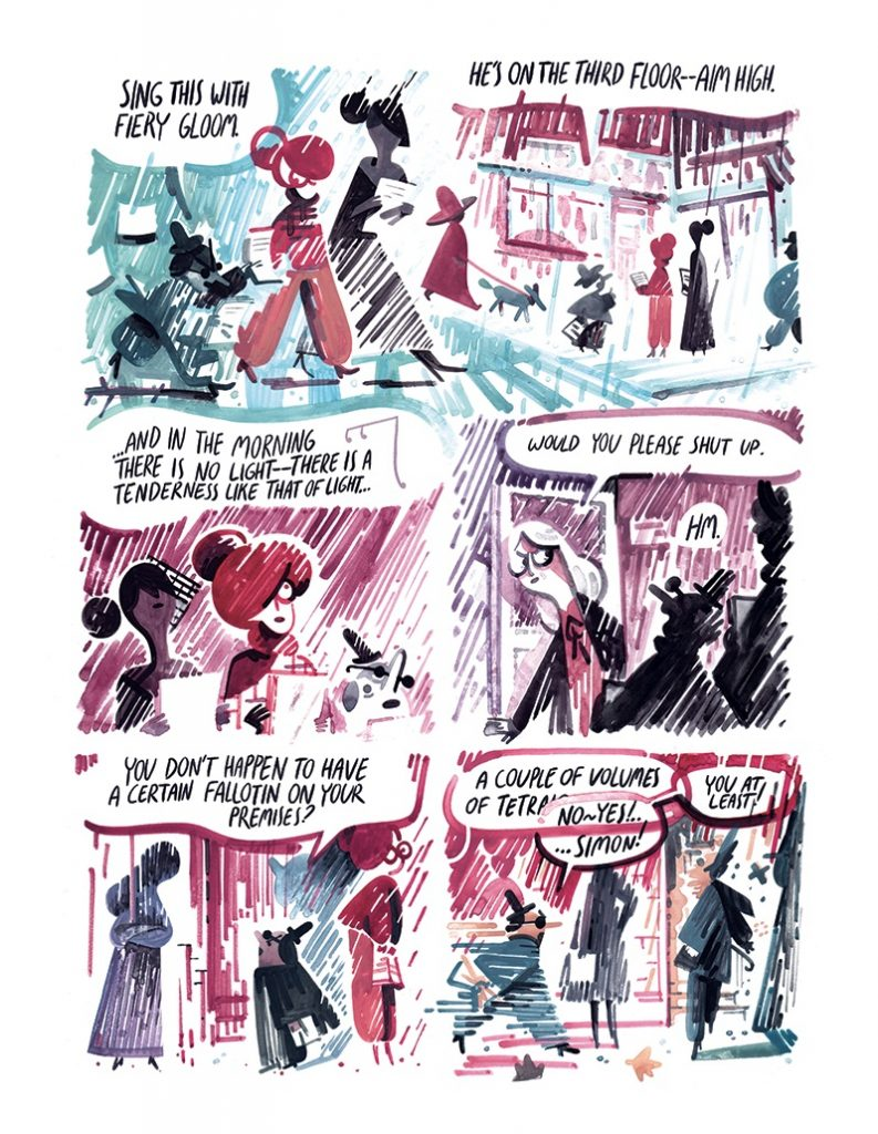 Reviews Archives Page 45 Comics Graphic Novels Independent Norton Atlas Wiring Diagram I Would Also Dearly Love To Believe There Is At Least One Person Who Went For Option 13 Even If It Was Just Romans Extended Family Blazing With Pride