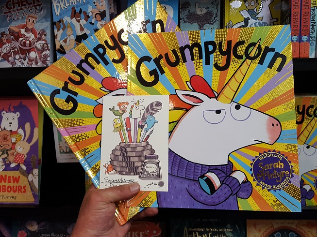 569d6f571339 Grumpycorn (Exclusive Signed Page 45 Bookplate Edition) (£6-99 s c