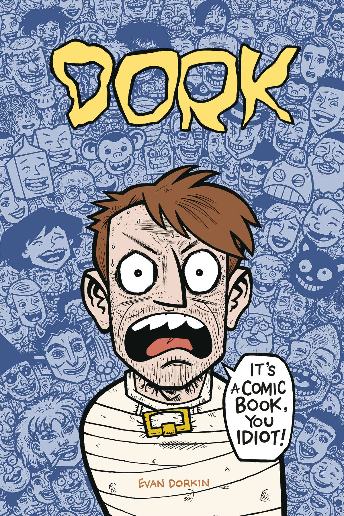 Dork h/c by Evan Dorkin