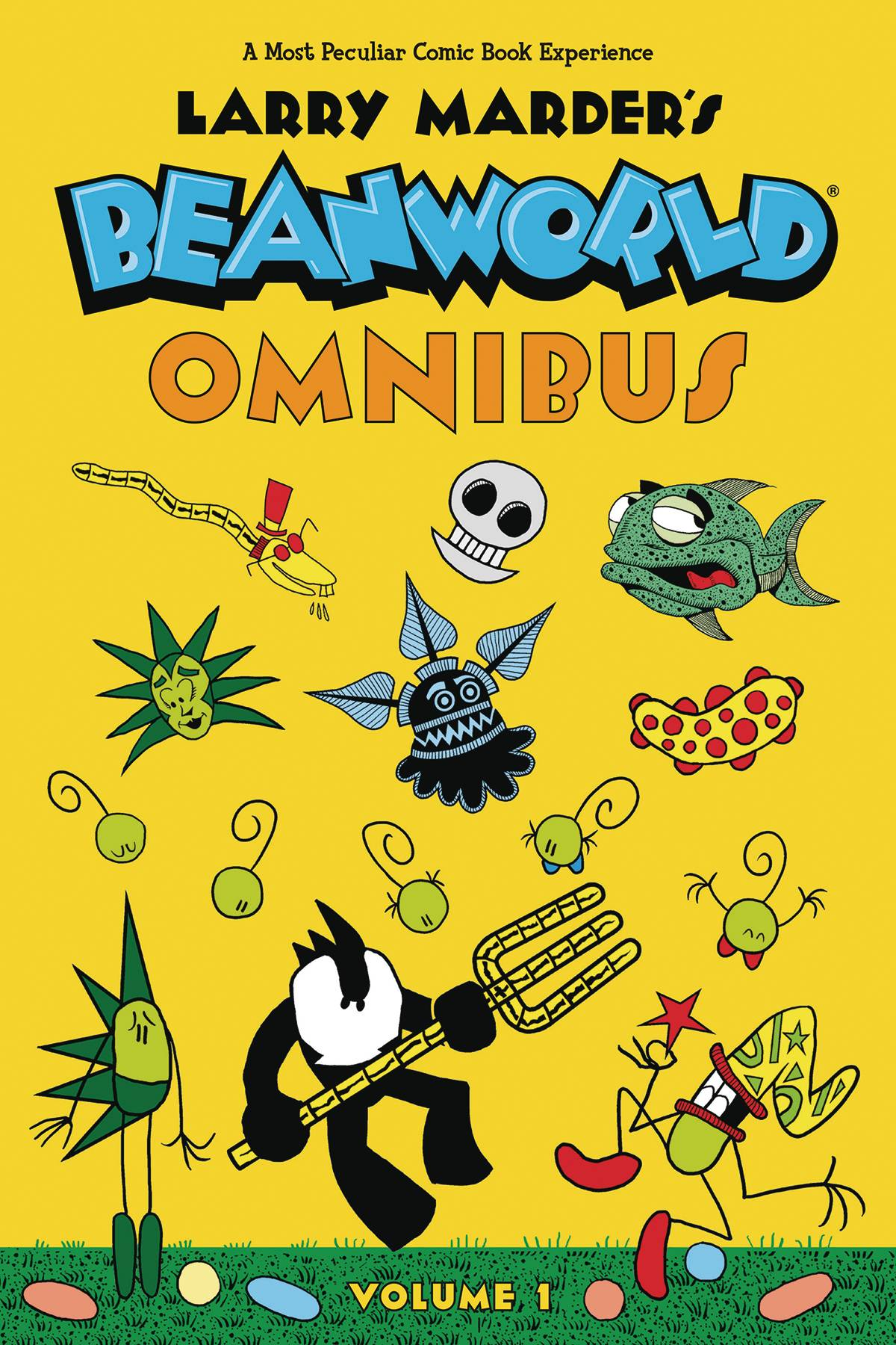 Beanworld Omnibus Vol 1 S C GBP22 99 Dark Horse By Larry Marder