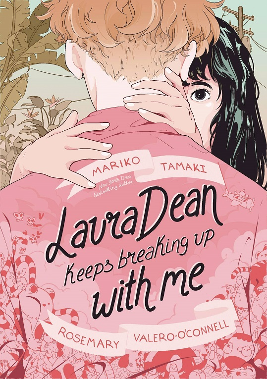 With Me Nail 香川県高松市爪を育てるネイルサロン: Laura Dean Keeps Breaking Up With Me By Mariko Tamaki