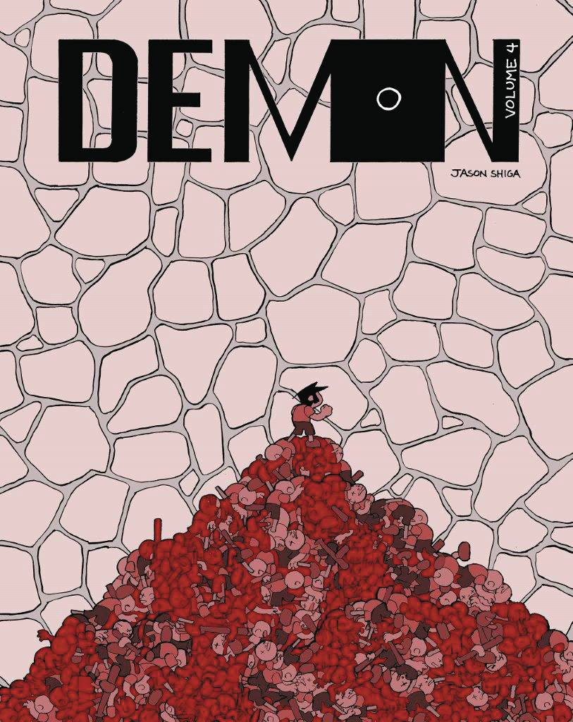 ... volume of DEMON in which you will see no ostensible demons 7ab8ea67e