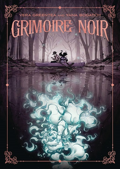 Grimoire Noir s/c by Vera Greentea & Yana Bogatch