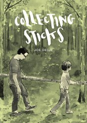 Collecting Sticks by Joe Decie