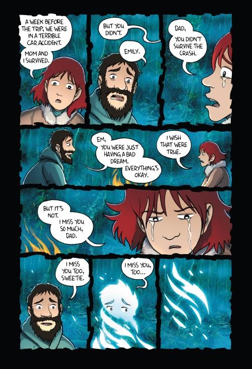Amulet: The Stonekeeper's Curse 2 by Kazu Kibuishi graphic novel