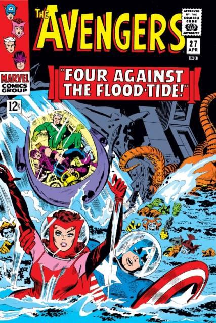 Avengers  Epic Collection Vol 2  C