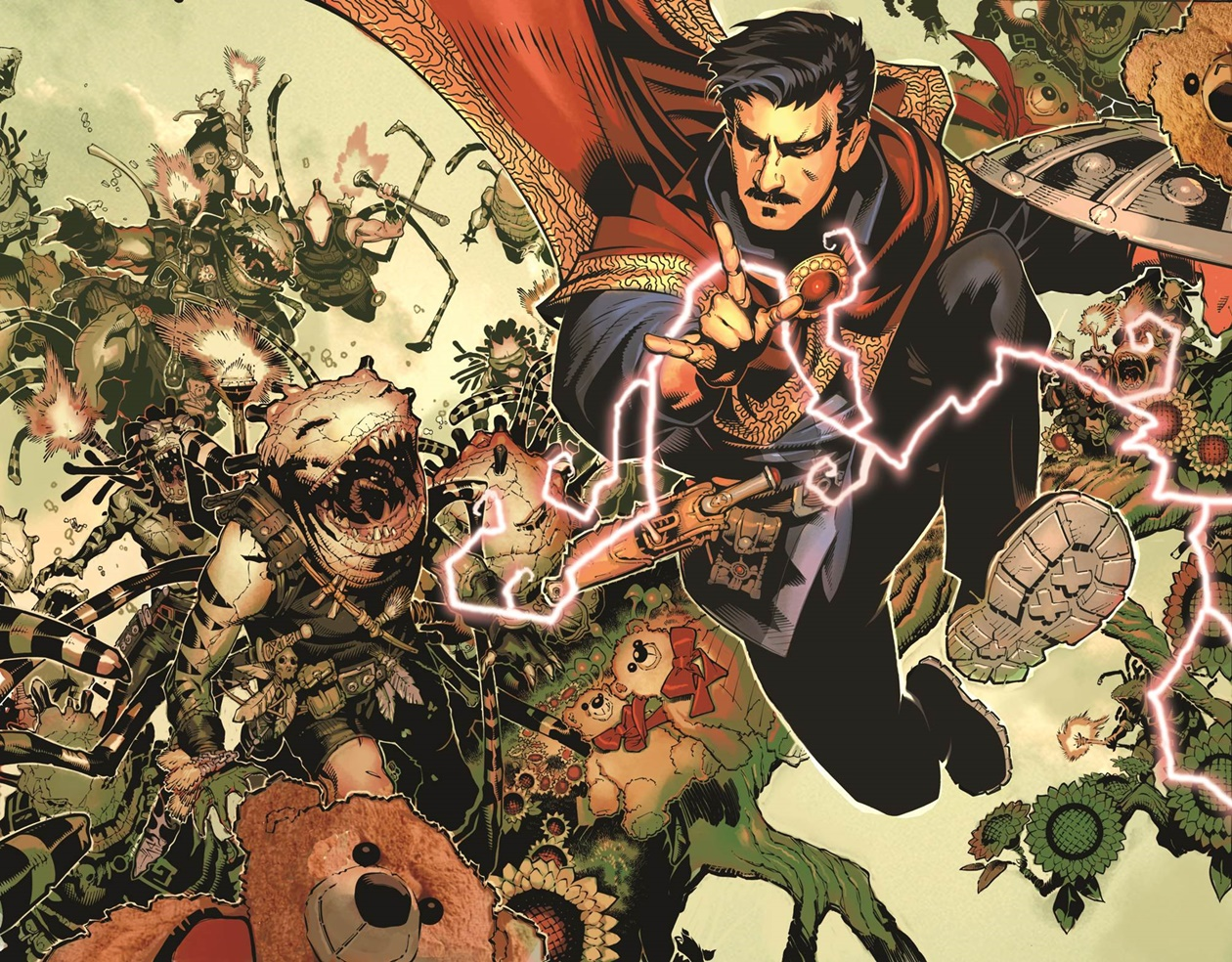 ... Doctor Strange vol 1: The Way Of The Weird (UK Edition) s/ ...
