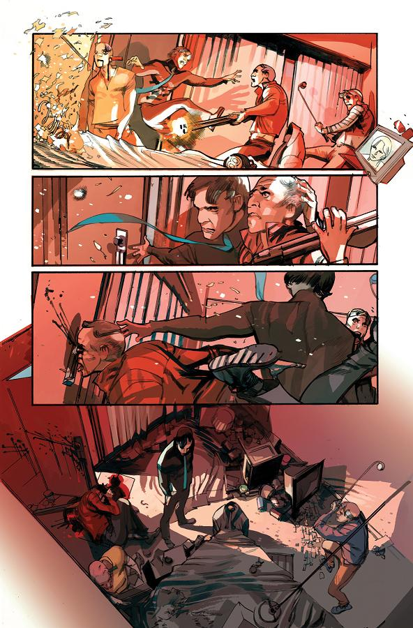 The Last Days Of American Crime By Rick Remender Greg Tocchini