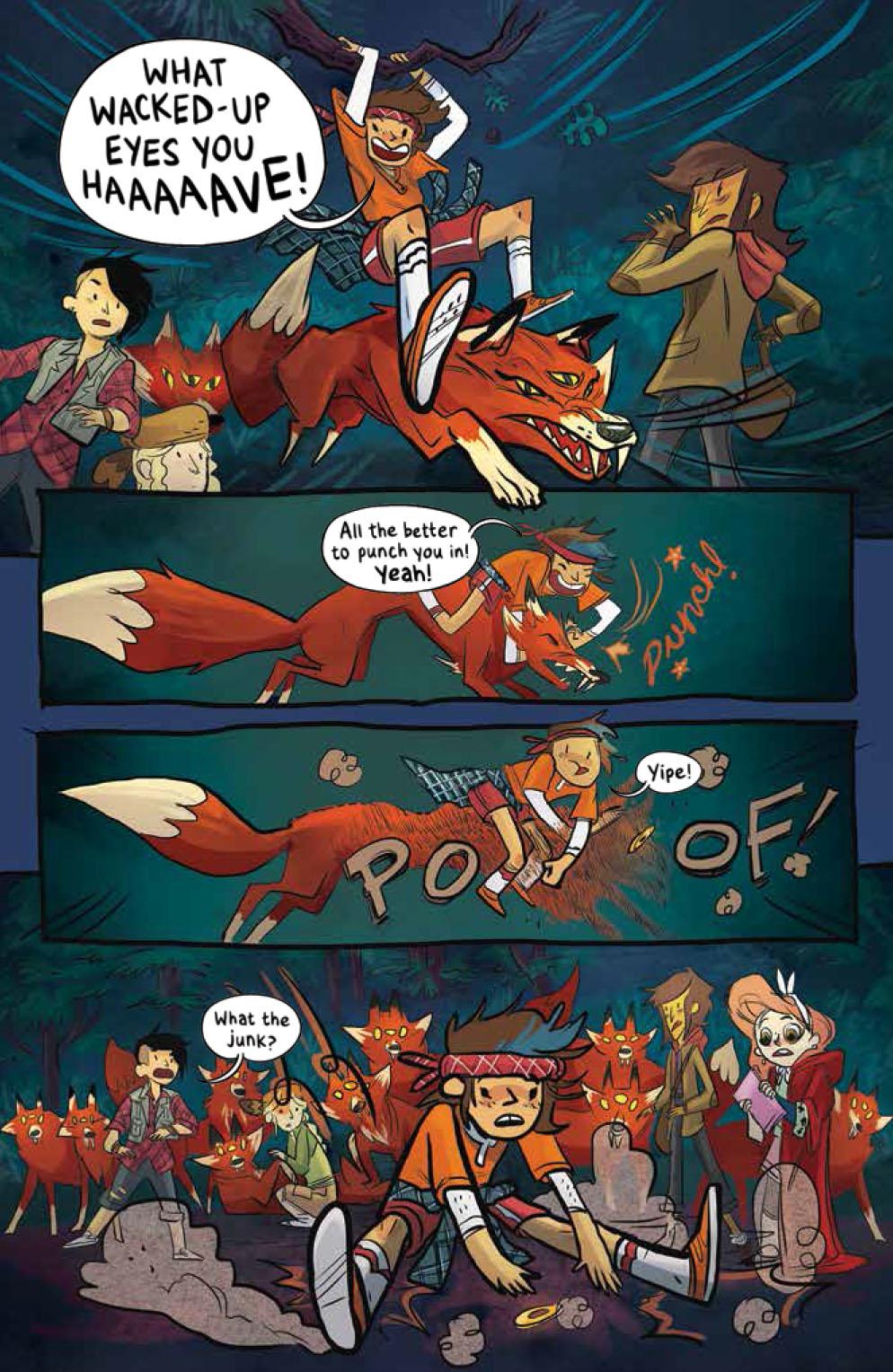 Lumberjanes Vol 1 Beware The Kitten Holy By Noelle