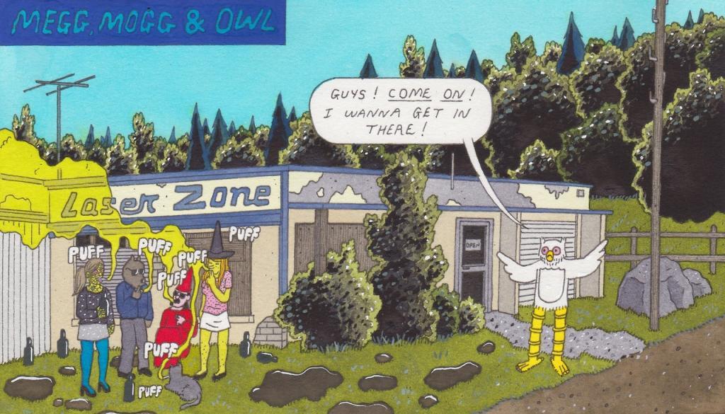 Les comics que vous lisez en ce moment - Page 35 Megg%20And%20Mogg%20in%20Amsterdam%201